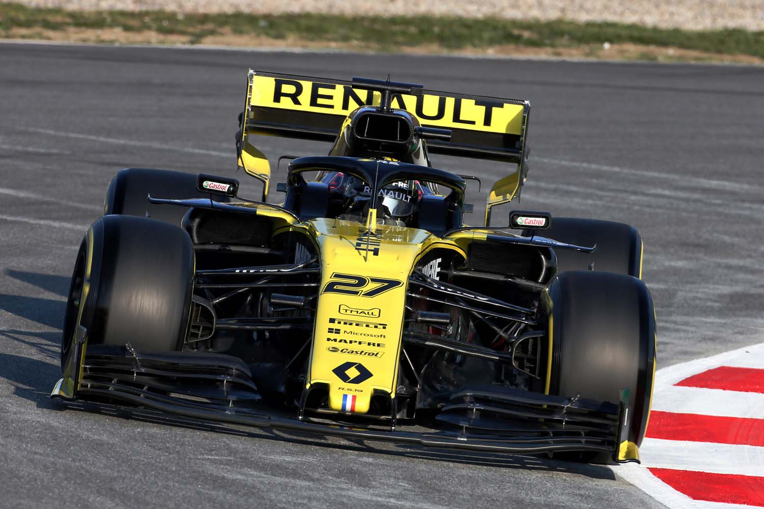 Motor Racing - Formula One Testing - Test One - Day 1 -  Barcelona, Spain