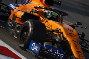 Norris a leggyorsabb, gondban a Mercedes az F1-es teszten