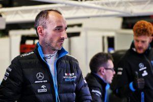 Kubica tart tőle, hogy kifutnak az időből