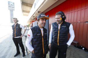 Alonso nem sajnálja, hogy nincs ott Melbourne-ben