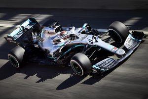 Mercedes: Új aero-csomag és motorcsere