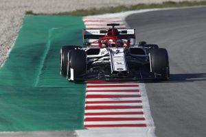 Räikkönen: Nagyon kiegyensúlyozott az Alfa Romeo autója