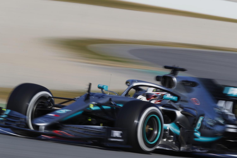 2019 Barcelona Testfahrten 1, Tag 1 - Wolfgang Wilhelm