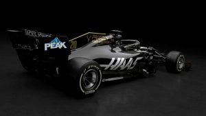 Lehullt a lepel: Ilyen lesz a Haas 2019-es autója