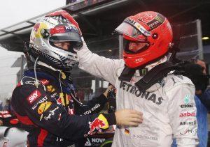 Vettel: Bárcsak felhívhatnám Schumit…
