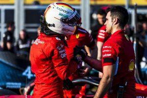 Vettel sejti, miért lassúak az egyenesekben