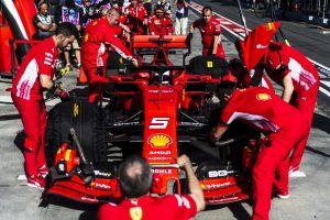 A Ferrari javulást ígér a Bahreini Nagydíjra