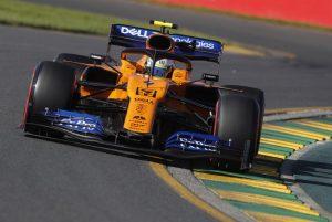 A McLaren újonca túlteljesítette az elvárásokat