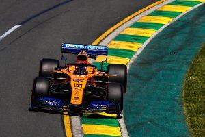 Kubica miatt nem jutott tovább Sainz