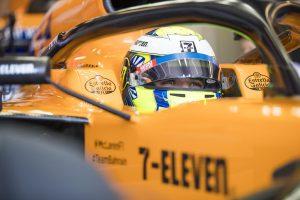 Norris úgy érzi, cserben hagyta a McLarent