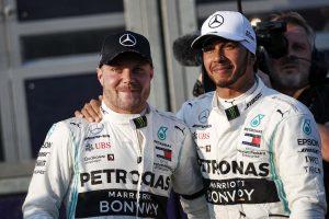 F1: Kínai Nagydíj – Végeredmény