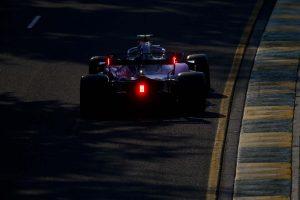 Az F1-es Ausztrál Nagydíj rajtrácsa