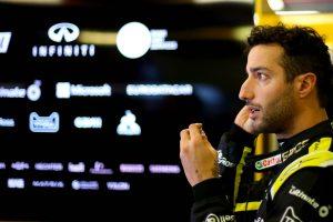Egy csatorna okozta Ricciardo vesztét
