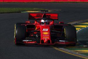 """Vettel: """"Sokkal kevesebb"""" volt a tapadás, mint a teszteken"""