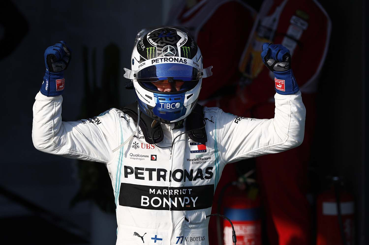 2019 Australian Grand Prix, Sunday - LAT Images Valtteri Bottas