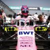 Lance Stroll, Racing Point RP19, on the grid