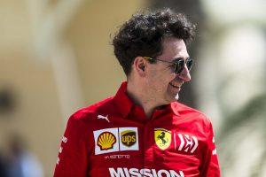 Túlterherli csapatfőnökét a Ferrari F1-es csapata?
