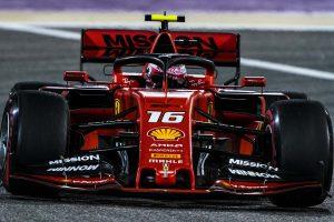 Kiderült, kell-e motort cserélni Leclerc autójában