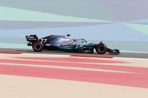 Bottas: Nem katasztrófa, hogy Hamilton legyőzött