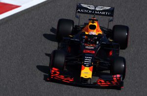 Csak Verstappen volt gyorsabb Schumachernél a bahreini teszten