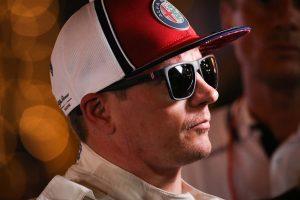 Räikkönen időmérőjét a szél tette tönkre