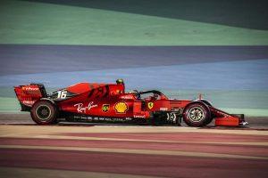 Videó: Leclerc pole-köre Bahreinből