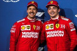 Vettelék a csapatutasításról: A Ferrarinak mindegy a sorrend