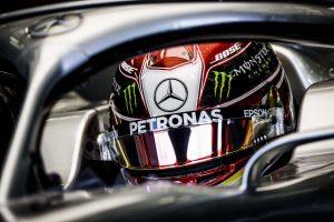 Hamilton egész nap küszködött a Mercedesszel