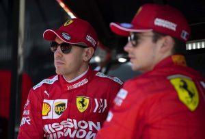 Ferrari: Vettel esélyesebb a vb-címre, így övé az előny