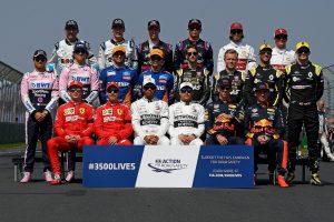 Az év első F1-es csoportképe
