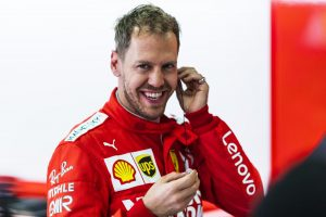 Vettel elnevezte idei versenyautóját is