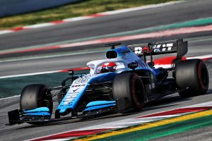 Kubica visszajelzései után bizakodó a Williams