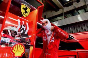 Ferrari: Nehéz döntés volt hátraküldeni Leclercet