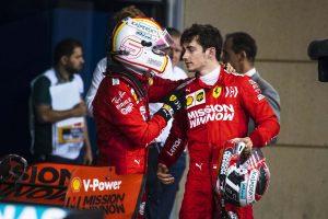 Fotó: Úgy tűnik, nincs feszültség a Ferrarinál