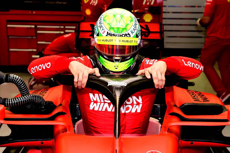GP BAHRAIN F1/2019