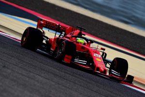 Videó: Mick Schumacher tesztje a Ferrarival