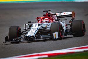 Räikkönen elárulta, mi fogott ki rajta Kínában