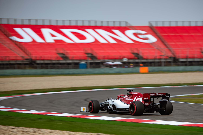 F1 - CHINA GRAND PRIX 2019