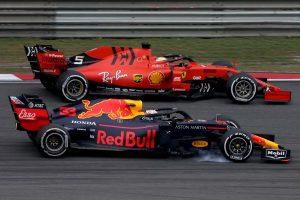 Horner: A Red Bullnak nincsenek győzelmi céljai 2019-re