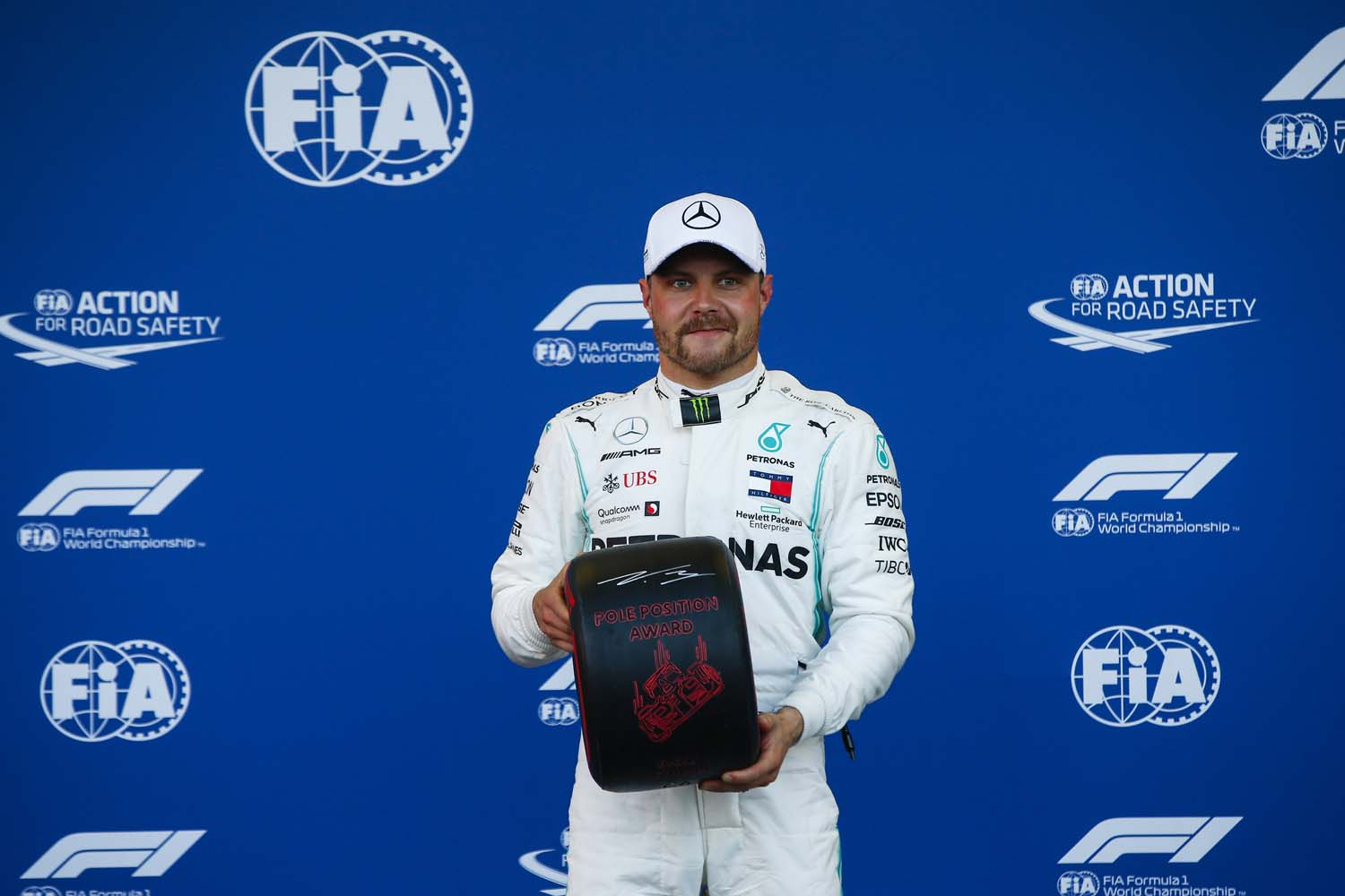 2019 Azerbaijan Grand Prix, Saturday - LAT Images