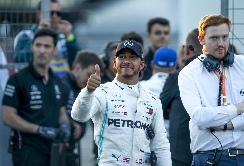 2019 Azerbaijan Grand Prix, Saturday - Wolfgang Wilhelm