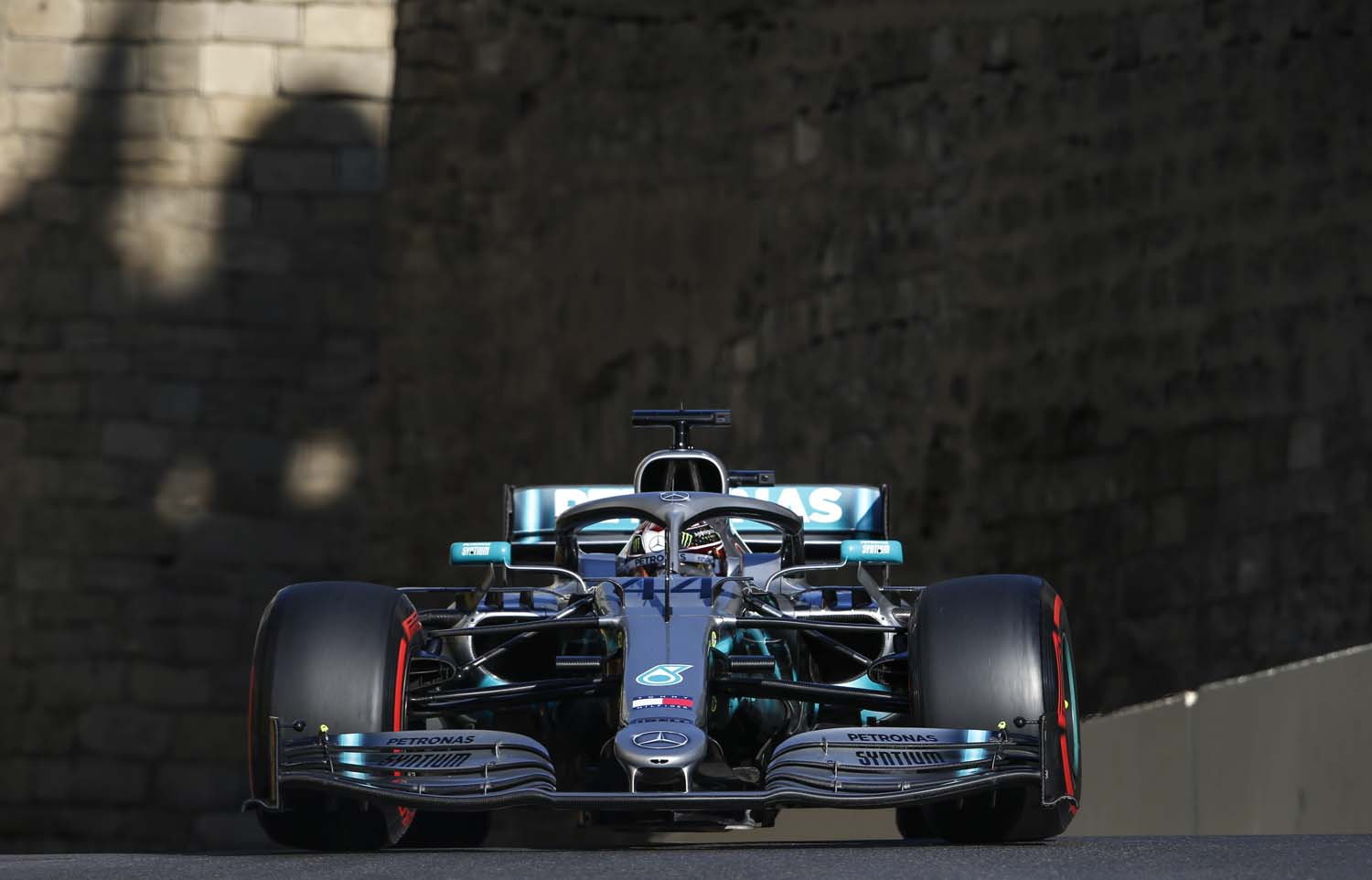 2019 Azerbaijan Grand Prix, Saturday - Wolfgang Wilhelm