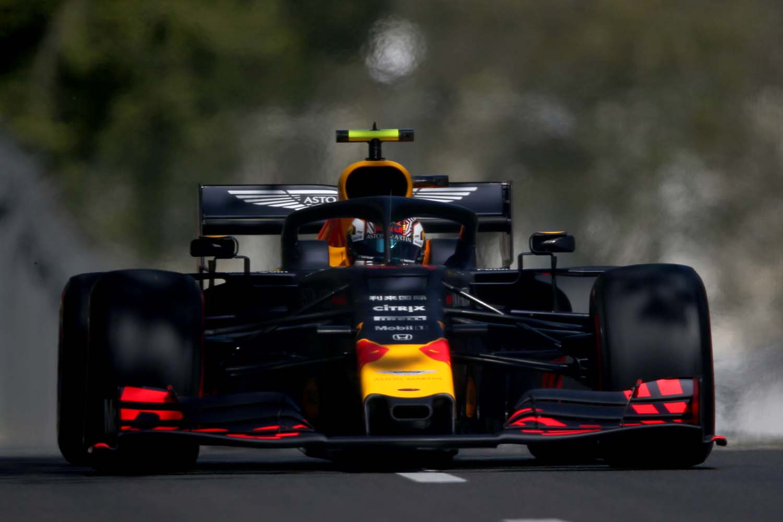 F1 Grand Prix of Azerbaijan - Final Practice