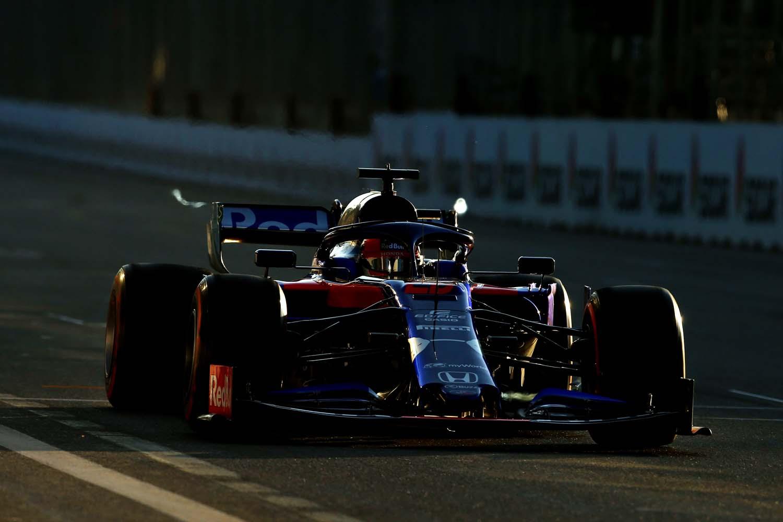 F1 Grand Prix of Azerbaijan - Qualifying