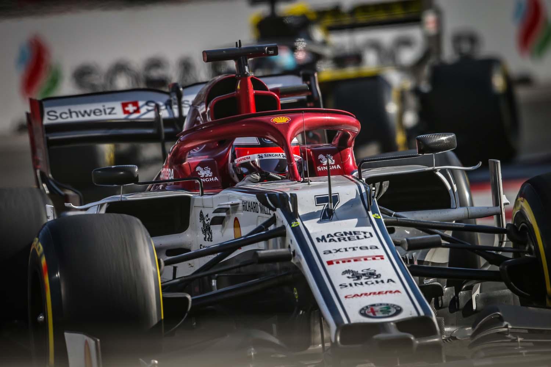 F1 - GRAND PRIX - AZERBAIJAN 2019