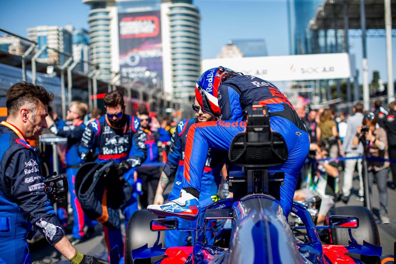 F1 Grand Prix of Azerbaijan