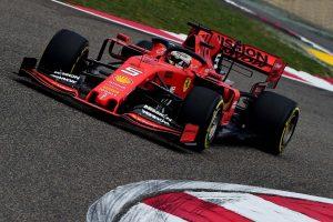 Vettel örül, mert ütőképes a Ferrari Sanghajban