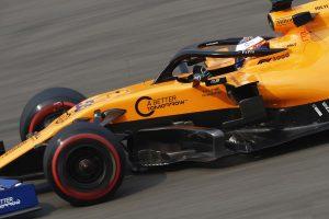 Sainz úgy lett 14., hogy mindent kihozott a McLarenből