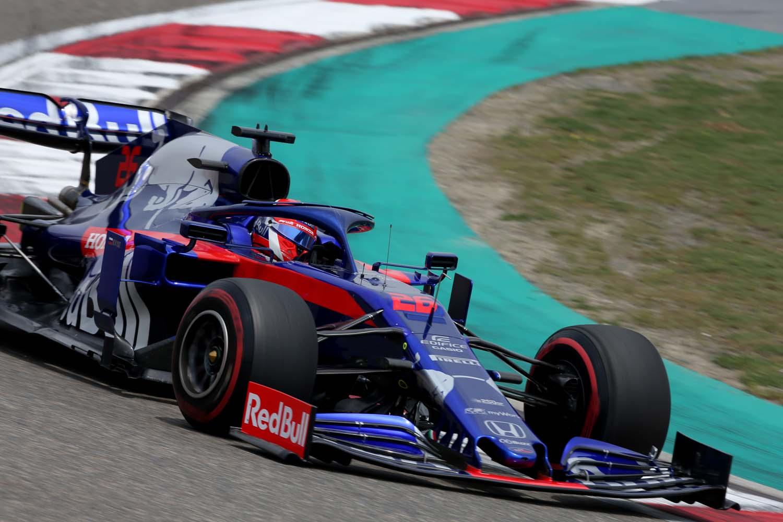 F1 Grand Prix of China - Final Practice