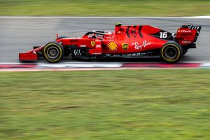 Visszafogott lett a Ferrari bakui gumiválasztása